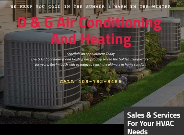 D & G Air Conditioning And Heating