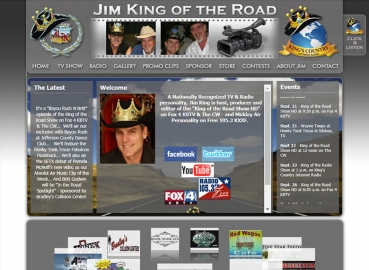 Jim King of the Road