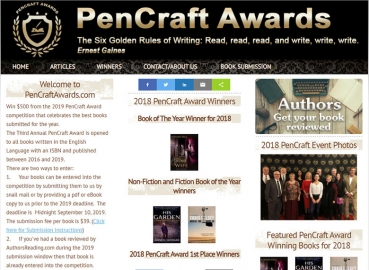 PenCraft Awards